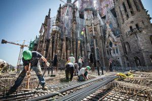 Figura - Sagrada Família é mantida no modelo MVP muito antes do mundo conhecer as startups
