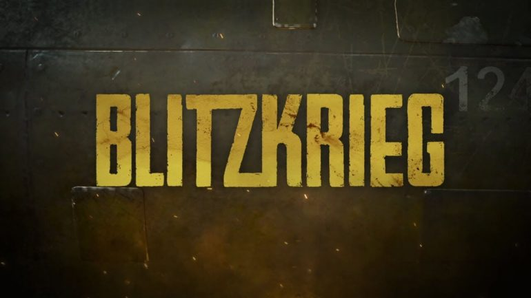 Prepare-se para Blitzkrieg em Call of Duty: World War II