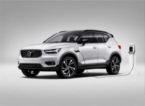 Volvo Cars: veículos elétricos devem representar metade de suas vendas até 2025