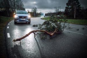 Figura - Volvo Cars e Volvo Trucks compartilham dados em tempo real de veículos para melhorar a segurança no trânsito