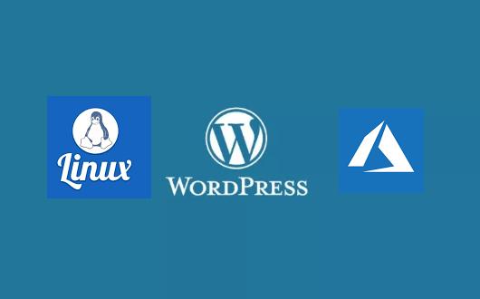 WordPress em plataforma Linux no Azure