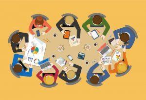 Figura - Por que transformar grupos em equipes de trabalho?