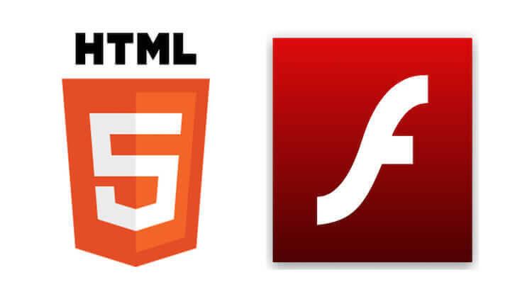 O Flash perdeu espaço para o HTML5?