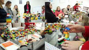 LEGO SERIOUS PLAY, vamos resolver problemas com brincadeira séria