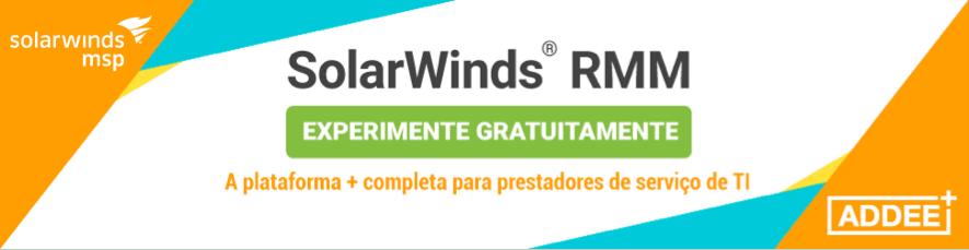Figura - Trial SolarWinds RMM