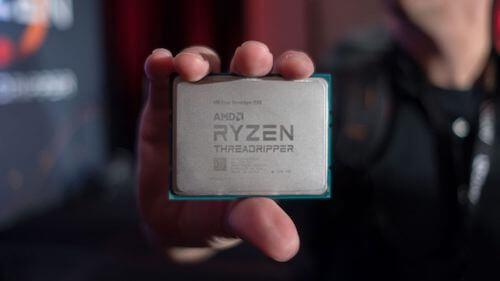 Processador que quebrou recorde mundial, 2ª Geração AMD Ryzen™ Threadripper™, com disponibilidade mundial para 13 de agosto