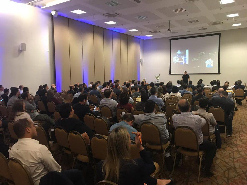 Figura - MSP Summit reuniu mais de 130 empresas de serviços de TI
