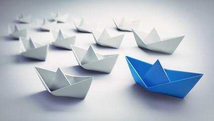 Desenvolvimento de estratégias, o impacto do Estilo de Liderança