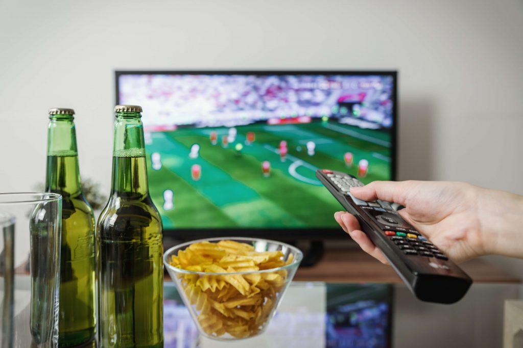 Figura - Barreiras da transmissão online de esportes: por que as pessoas ainda preferem a TV?