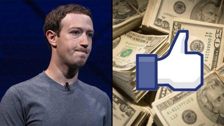 """Facebook """"incentivou"""" crianças a gastarem dinheiro em jogos"""