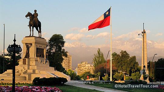 Chi chi chi le le le – Viva a Crosoften no Chile !
