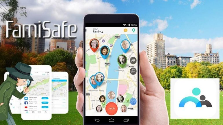 FamiSafe – Review do App do Momento