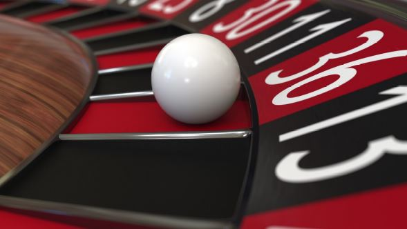 Organize seus números girando a roda da Roleta